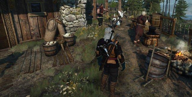 Witcher 3 Velen Karte.Witcher 3 Waffenschmiede Alle Fundorte Mit Karten