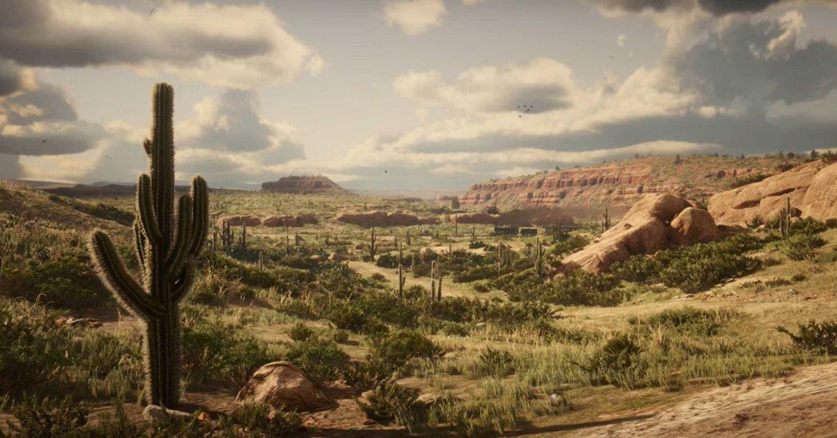 RDR2 | Der erste PC-Trailer ist eine grafische Wucht