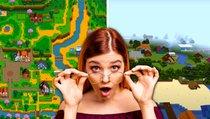 <span>Stardew Valley zieht um –</span> in die Survival-Welt von Minecraft
