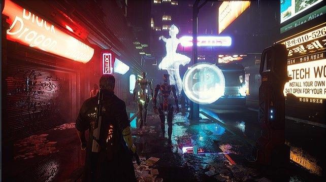 Vigilance 2099: Nach dem ersten Alpha-Gameplay meldet sich Entwickler Envoidant Studios mit einem neuen Teaser und der offiziellen Steam-Seite zurück.
