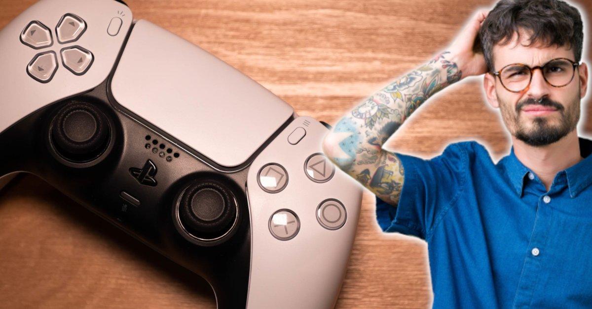 Was zur Hölle? Neues PS5-Zubehör wirft 1.000 Fragen auf