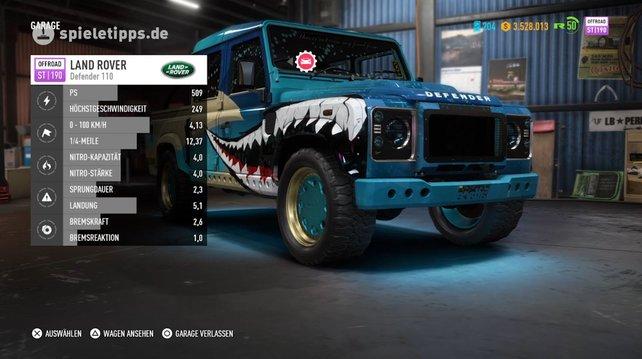 Passend zum Sommer kehrt der Land Rover Defender 110 zurück - holt euch das Teil!