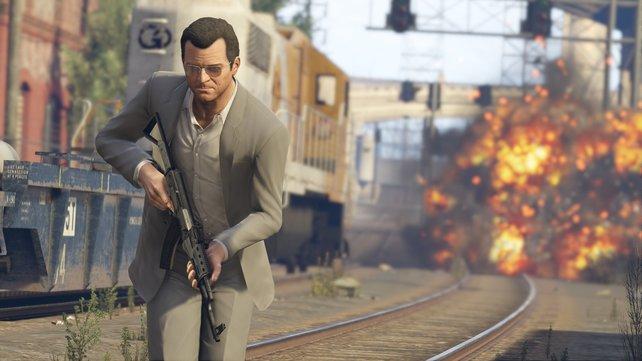 Grand Theft Auto 5 knackte binnen kürzester Zeit gleich mehrere Rekorde.