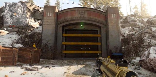 Großes Geheimnis in CoD Warzone: Was verbirgt sich hinter den Toren von Bunker 11?