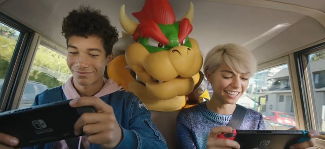 Nintendo verfolgt mit den 12-stelligen Codes auf der Switch einen Plan.