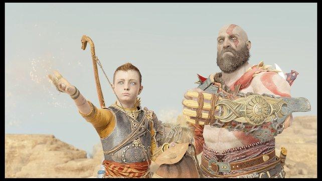 God of War - Der Fotomodus ist endlich da