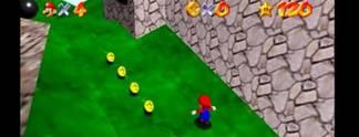 Erkenntnis nach fast 20 Jahren: Diese Münze könnt ihr in Super Mario 64 niemals erreichen
