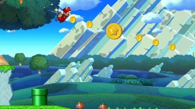 New Super Mario Bros U Angeblich Für Nintendo Switch Geplant