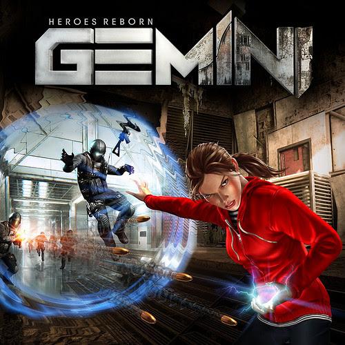 Gemini - Heroes Reborn