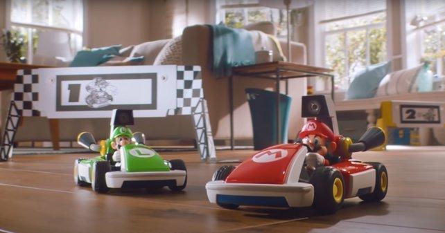 Vorbesteller von Mario Kart Live: Home Circuit können 10 Euro sparen.