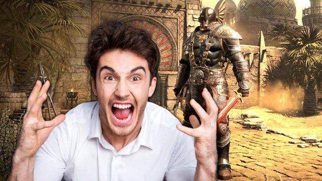 Die Spieler von Diablo 2: Resurrected regen sich gehörig auf. Grund dafür sind heftige Serverprobleme. Bild: Activision Blizzard, Getty Images/Deagreez.