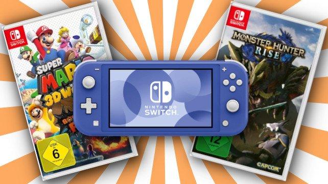 News | Nintendo-Switch-Deals: Top-Spiele und Nintendo Switch Lite jetzt zum Sparpreis schnappen
