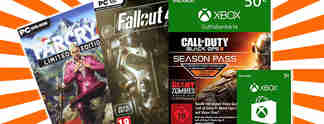 Deals: Schnäppchen des Tages: Black Ops 3 - Season Pass, Fallout 4 und Far Cry 4 - Limited Edition im Angebot