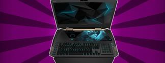 Acer Predator 21X: Dieser Gaming-Laptop ist ein Biest