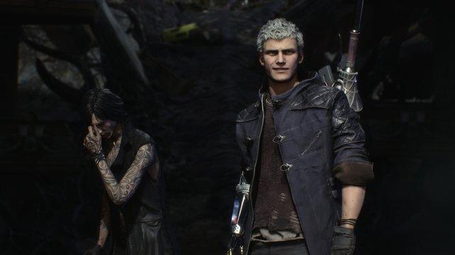Nero (rechts) bestreitet die ersten Kapitel der Geschichte.