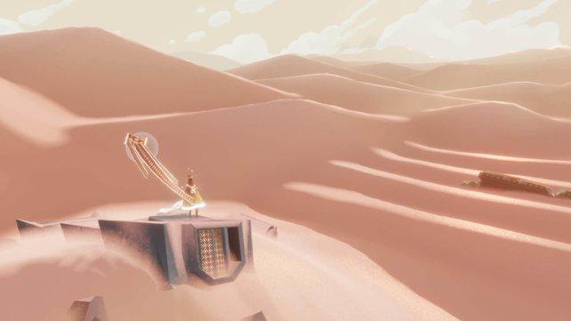 Die Wüste und du.