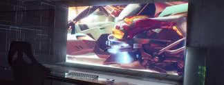 Nvidia kündigt BFGD an: Gaming-Monitore mit bis zu 65 Zoll vorgestellt