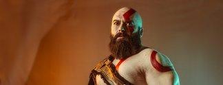 Panorama: 1.000 Stunden Arbeit und Fitness-Training für beeindruckendes Kratos-Cosplay