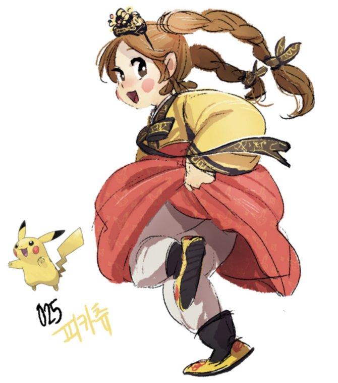 pokemon in menschenform