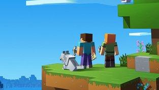Minecraft mit Klavier