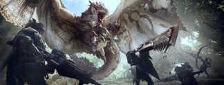 """Monster Hunter World: """"Day One""""-Update bringt elementare Funktionen"""