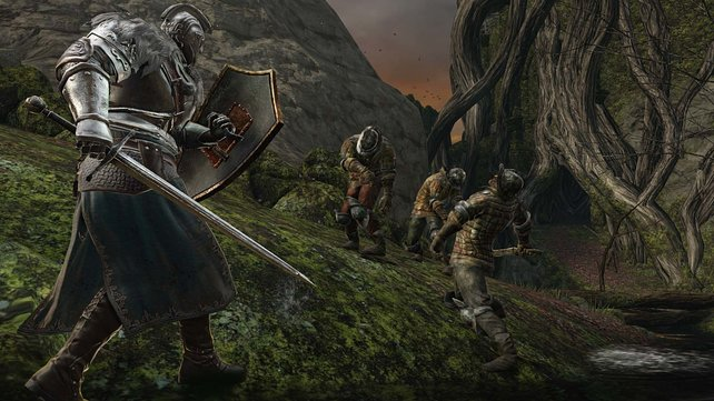 Bockschwer, aber genau deshalb so faszinierend: Dark Souls 2.