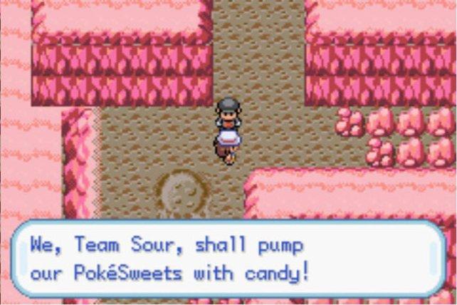 Natürlich heißt das böse Team in einer süßen Welt Team Sour. (Quelle: Ephraim225 & Channini)