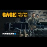 Payday 2 - Gage Weapon Pack #1