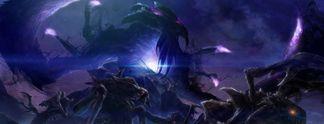 Vorschauen: Starcraft 2 - Legacy of the Void: So spielt sich der Mehrspielermodus