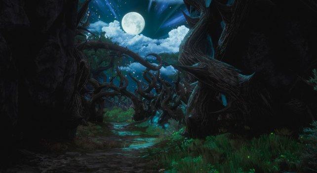 In der Midnight Grove erwartet euch der neue Gott von Conan Exiles: Jhebbal Sag!