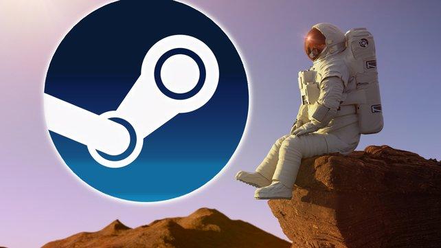 Trotz einer holprigen Reise kann ein riesiges SciFi-Spiel jetzt ganz oben in den Steam-Topsellern Platz nehmen. Bild: Valve, Getty Images/dottedhippo.