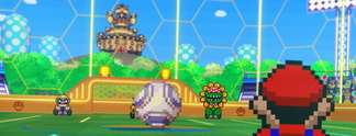 Super Mario Rocket League: Der Klempner betritt das Spielfeld