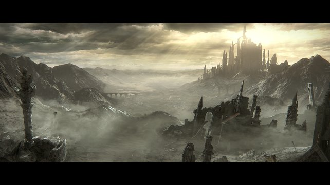 Die Gebietet von Dark Souls 3 sollen größer sein als im Vorgänger.