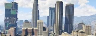 "GTA 5: Hotel in Los Angeles wirbt mit ""Los Santos""-Bildern"
