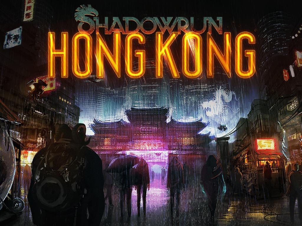 Shadowrun - Hong Kong