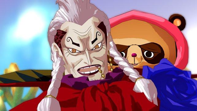 Die zwei neuen Charaktere Pato und der Rote Graf fügen sich perfekt in die Geschichte ein.