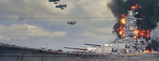 Vorschauen: World of Warships: Wie unterscheidet sich der Seekrieg von den Panzerschlachten?