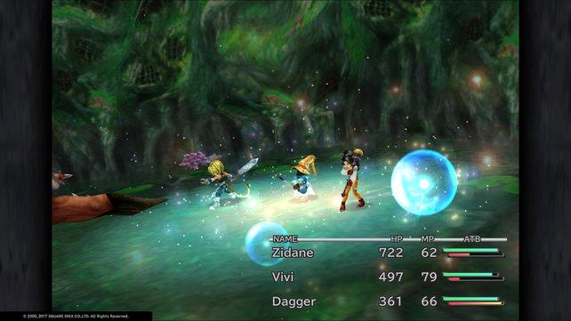 Aktueller als ihr denkt: Final Fantasy 9 gibt es als Remaster.