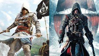 Zwei Assassinen-Abenteuer für die Nintendo Switch