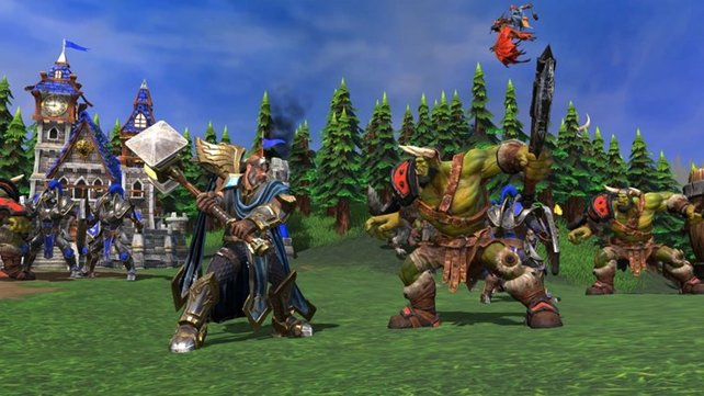 """Wenn ihr wissen wollt, wie ihr in Warcraft 3: Reforged das Kriegshandwerk erlernt und eure Feinde zerquestscht, dann lest diesen """"Tipps & Tricks""""-Guide."""