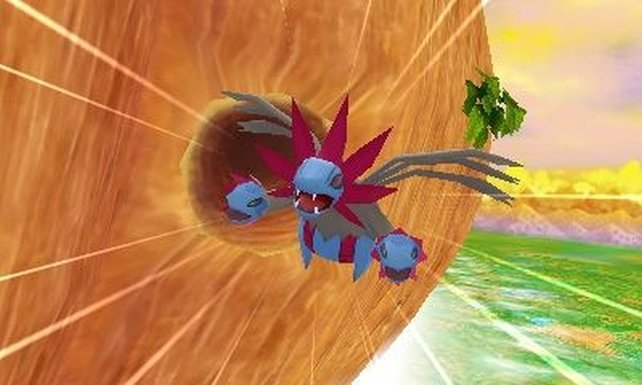 In Pokémon Mystery Dungeon durchforscht ihr geheimnisvolle Höhlen.