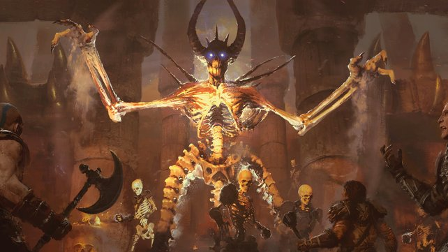 Dank der offenen Beta könnt ihr Diablo 2: Resurrected das ganze Wochenede kostenlos ausprobieren.