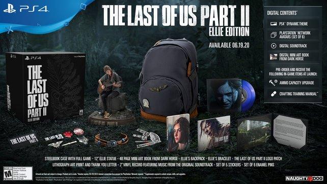 Jetzt mitmachen und die Ellie Edition sowie cooles Merchandise gewinnen!