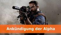 Exklusiver Alpha-Test auf der PlayStation 4