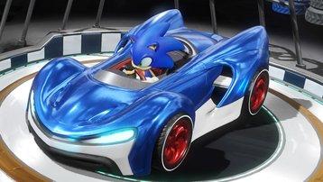 <span>Team Sonic Racing:</span> Alle Fahrer mit Werten
