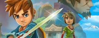Oceanhorn: Zelda-Klon erscheint am 17. März auf Steam