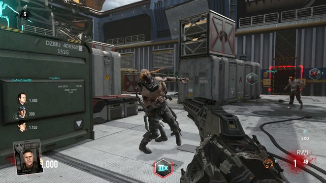 Auf und unter Deck attackieren euch alle möglichen Arten von Zombies.