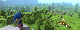 Tests: Dragon Quest - Builders: Ein Rollenspiel hat die richtige Abzweigung erwischt
