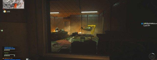 Aufnahmen aus Bunker 11 in CoD: Warzone werfen neue Fragen und Rätsel auf.