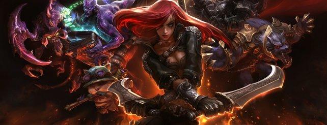 Zählen League of Legends und co. bald als Sport?